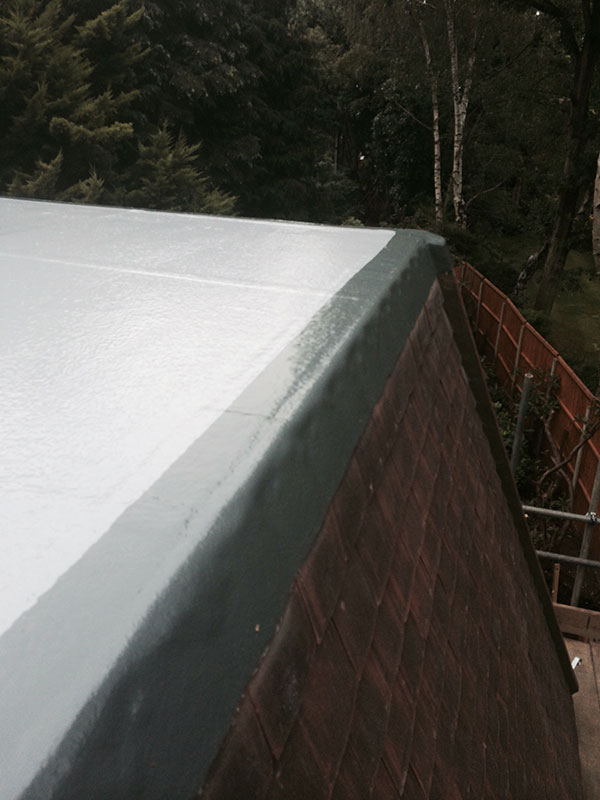 Fibre Glass Grp Roofs Flat Roof Repairs London