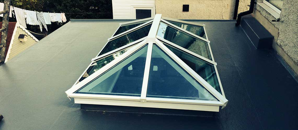 Fibre Glass Roofs Grp Roofing Flat Roof Repairs London